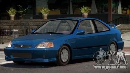 Honda Civic 1.3 para GTA 4
