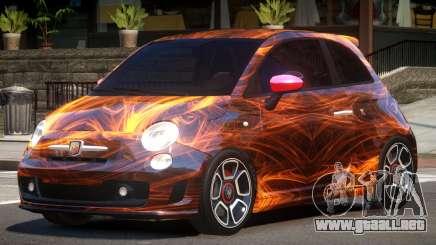 Fiat 500 Abart PJ1 para GTA 4