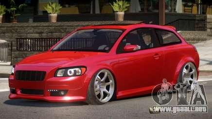 Volvo C30 RS para GTA 4