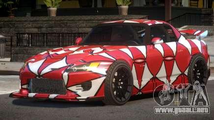 Honda S2000 GT-Sport PJ2 para GTA 4
