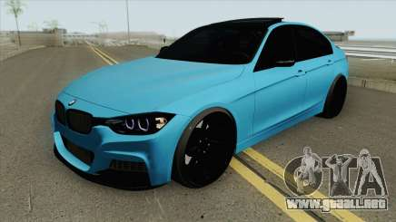 BMW 3-er F30 M-Tech para GTA San Andreas