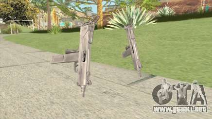 Mac-11 SWD para GTA San Andreas