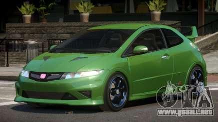 Honda Civic Type R V1.3 para GTA 4