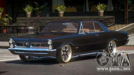 1967 Pontiac GTO V1.1 para GTA 4