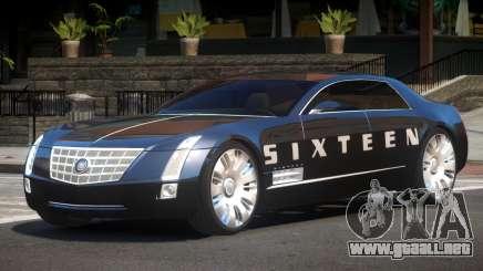 Cadillac Sixteen V1.2 para GTA 4