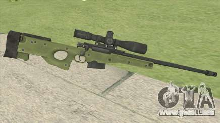 AWP (Hunt Down The Freeman) para GTA San Andreas
