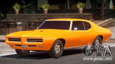 Pontiac GTO RT para GTA 4