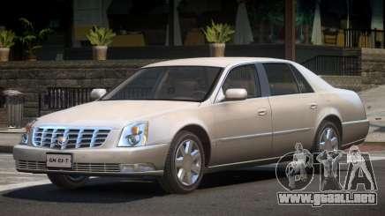 Cadillac DTS V1.1 para GTA 4