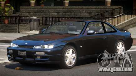 Nissan 200SX TDI para GTA 4