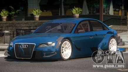 Audi A4 GTS para GTA 4