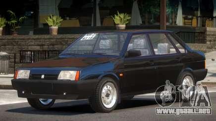 VAZ 21099 Sstock para GTA 4