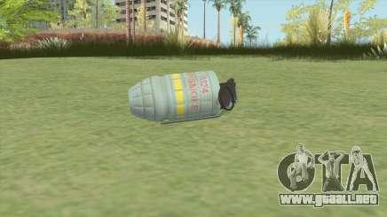 M34 Grenade (Rising Storm 2: Vietnam) para GTA San Andreas