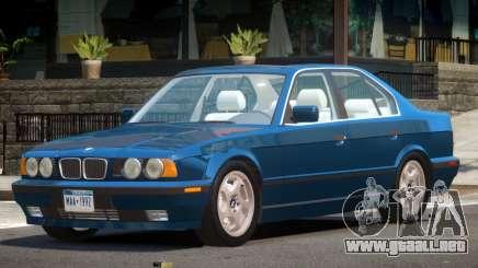 BMW 540i V1.1 para GTA 4
