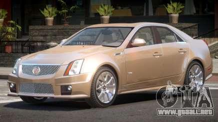 Cadillac CTS-V SE para GTA 4