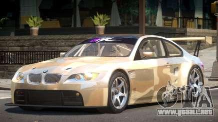 BMW M3 GT2 S-Tuning PJ1 para GTA 4