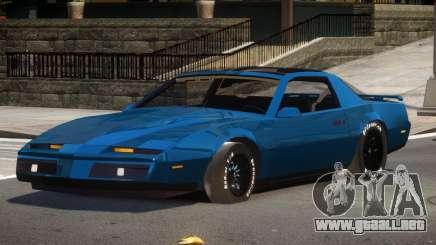 Pontiac Trans Am RS para GTA 4