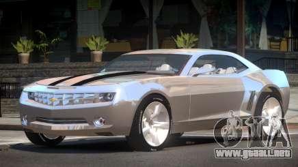 Chevrolet Camaro RT para GTA 4