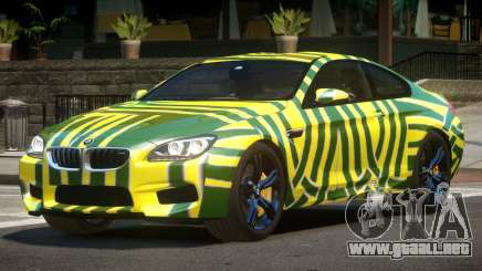 BMW M6 F13 RS PJ1 para GTA 4