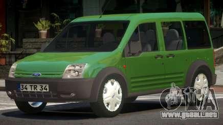 Ford Transit V1.0 para GTA 4