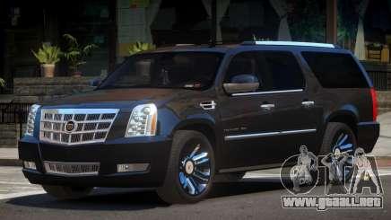 Cadillac Escalade Platinum para GTA 4