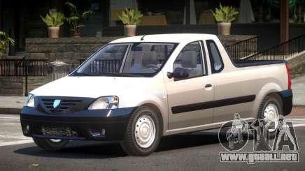 Dacia Logan ST para GTA 4