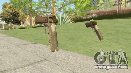Heavy Pistol GTA V (Army) Base V1 para GTA San Andreas