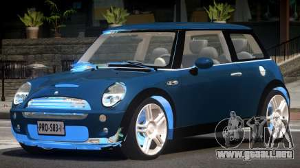 Mini Cooper S V1.2 para GTA 4