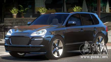 Porsche Cayenne Turbo RT para GTA 4