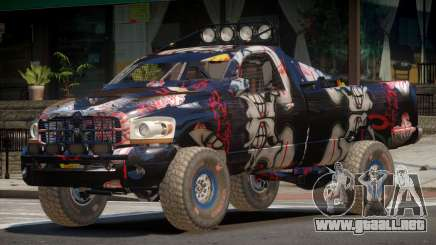 Dodge Power Wagon RS PJ3 para GTA 4