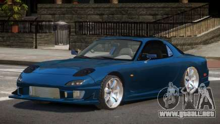 Mazda RX-7 GT-Sport para GTA 4