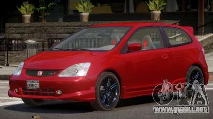 Honda Civic Type R V1.0 para GTA 4
