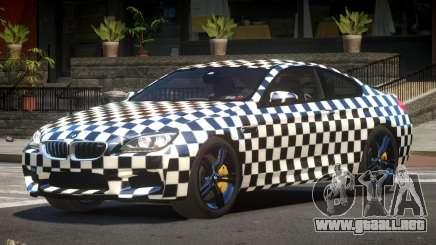 BMW M6 F13 RS PJ2 para GTA 4