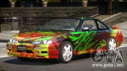 Nissan 200SX TDI PJ4 para GTA 4
