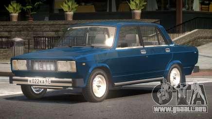 VAZ 2105 L-Tuned para GTA 4