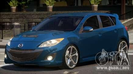 Mazda 3 V1.2 para GTA 4