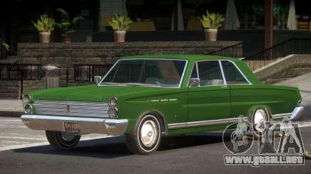 Ford Mercury Comet para GTA 4