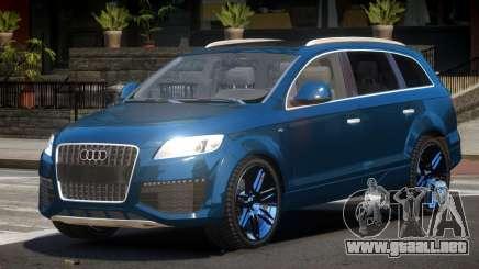 Audi Q7 LT para GTA 4