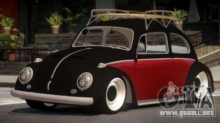 Volkswagen Fusca V1.0 para GTA 4