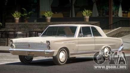 1965 Ford Mercury para GTA 4