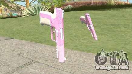 Five-Seven (Natsuki Skin) para GTA San Andreas