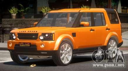 Land Rover Discovery 4 V1.0 para GTA 4