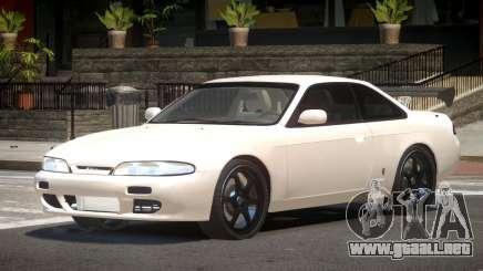 Nissan Silvia CV para GTA 4