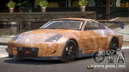 Nissan 350Z GT-Sport PJ1 para GTA 4