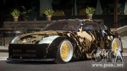Nissan 350Z LT PJ5 para GTA 4