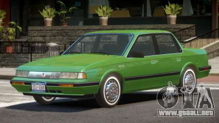 Oldsmobile Cutlass Stock para GTA 4
