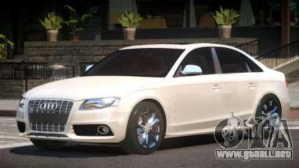 Audi S4 V2.1 para GTA 4