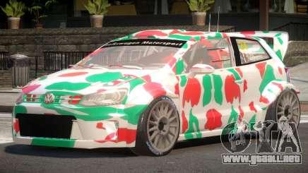 Volkswagen Polo RT PJ5 para GTA 4