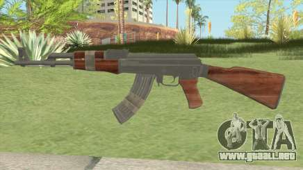 AK-47 (Hunt Down The Freeman) para GTA San Andreas