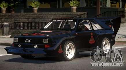 Audi Quattro V1.1 para GTA 4