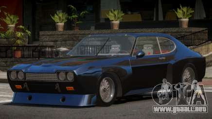 Ford Capri RS Tuned para GTA 4